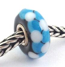 Authentic Trollbeads Murano Glass Rod *Retired* Bead Charm 61342, New