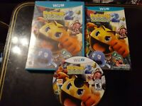 Pac-Man and the Ghostly Adventures 2 (Nintendo Wii U, 2014) *BUY 2 GET 1 FREE*