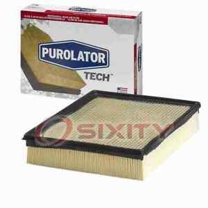 Purolator TECH Air Filter for 2000-2014 GMC Yukon XL 1500 5.3L 6.0L 6.2L V8 lb