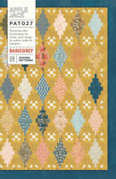 """Apple Jack Quilt Pattern by BasicGrey Fabric 1 Cider Jelly Roll 62.5"""" X 78.5"""""""
