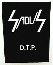 SADUSBACKPATCH / SPEED-THRASH-BLACK-DEATH METAL