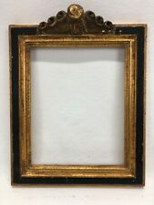 Vintage 8x10 Italian Carved Florentine Renaissance Style Picture Frame c