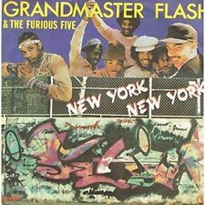 "Grandmaster Flash New York, New York (1983, & The Furious Five)  [7"" Single]"