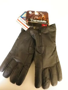 Leather Gloves Winter Scooter Motorcycle Size XXL Hipora + Thinsulate / Glove