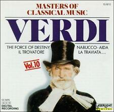 Masters Of Classical Music: Verdi, Vassil Stefanov, conductor, Bulg, Good