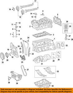 Mercedes MERCEDES-BENZ OEM 14-15 CLA250-Engine Crankshaft Crank Seal 2700100068