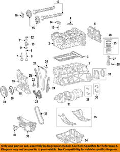 MERCEDES OEM 14-15 CLA250 Engine Oil Pump-Control Valve 2781800415