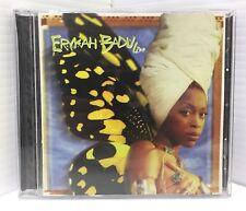 Live by Erykah Badu (CD, Jan-2004, Universal Distribution)