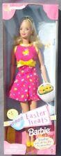 Barbie EASTER TREATS panier oeufs paques poussin 1999 Mattel 23786 poupée NRFB