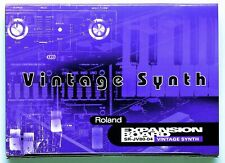 Roland SR-JV80-04 Vintage Synth for JV, JD series, XV5080, USED, recapped eu2
