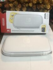 Carry Case for Nintendo Switch Lite - Gray  Only Case