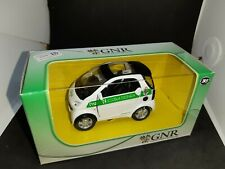 PORTUGAL GNR POLICE MAISTO CAR SMART FORTWO - 1/33 - NEW (119)