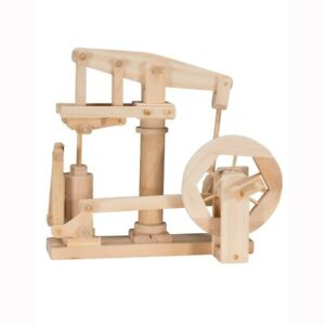 Timberkits Beam Engine Kit - Wooden Moving Model Self Assembly Construction Gift