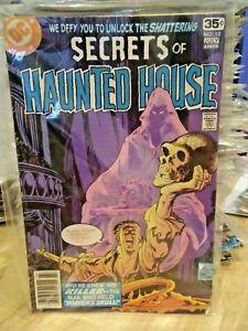 DC Secrets of Haunted House #12~Fn  35c