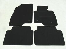 Mazda 6 Estate 2013-on Fully Tailored Deluxe Car Mats in Black
