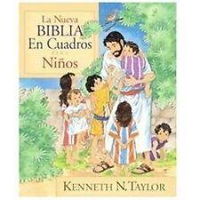 La Nueva Biblia en Cuadros para Niños by Kenneth N. Taylor (2003, Hardcover)