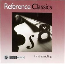 NEW Reference Classics: First Sampling (Audio CD)