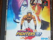 THE KING OF FIGHTERS 97 Playstation PS Import Japan