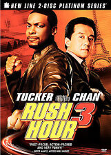 Rush Hour 3 [Two-Disc Platinum Series]