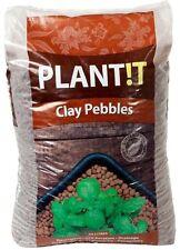 Plant!t Expanded Clay Pebbles 40 Liters - Grow Rocks Hydroponics 40 L 4mm-16mm
