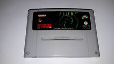 alien 3 snes super nintendo pal