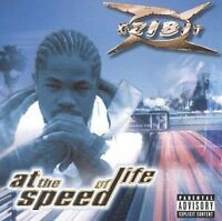 Xzibit At the speed of life (1996) [CD]