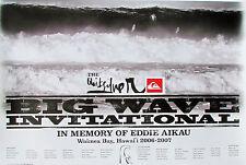 2006 Mint Original Eddie Aikau Waimea Hawaii Big Wave Surfing Contest Poster