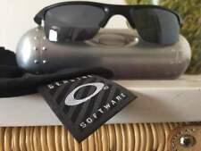 Vintage OAKLEY Half Wire Original Mens  Metal  Sunglasses Carbon/Grey NEW. 1$