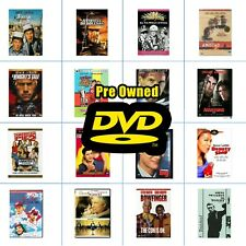 Dvd #2 Movie Lot $3.50 Each You Pick Movies ($3 Shipping Total For Order) Great!