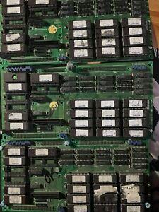 Slipstream Capcom SEGA System 32 ONLY ROM BOARD 100% tested workin RARE Few made