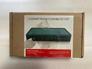 Control4 Home Controller HC-200 C4-HC200B-E-B-NR