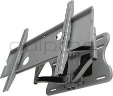 TV-Wandhalterung, quipma 811, schwenkbar, silber, 37-80 Zoll, bis VESA700, 75kg