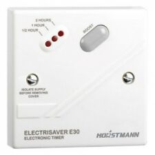 Horstmann Electrisaver E30 - Countdown Boost 3kW Immersion Time Switch 30/60/120