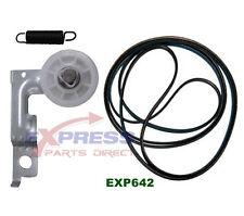 (EXP642) Dryer Idler Pulley & Belt Kit AP5972814, AP4438243