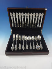 El Grandee by Towle Sterling Silver Flatware Set For 12 Service 60 Pieces