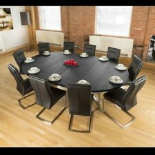 Dining Room Oval More than 8 Pieces Table & Chair Sets