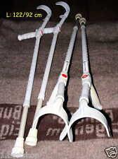 ALLUMINIO Supporto un deambulatore stampelle questo crutches FISIOTERAPIA RIABILITAZIONE cura