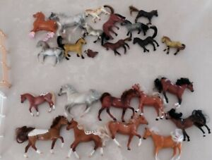 Vintage Grand Champion Horses Large Bundle With lots of Accessories