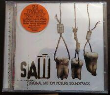 SAW III-Original Motion Picture Soundtrack Cd 2006 Still Sealed Nuovo Sigillato