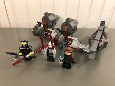 Lego Star Wars Clone Wars Sith Nightspeeder #7957 100% Complete