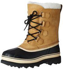 Bottes grand froid Sorel, modèle Caribou, beige, bottes de neige Sorels, T.40