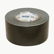 New listing Shurtape Pc-600 General Purpose Grade Duct Tape: 3 in. x 60 yds. (Black)