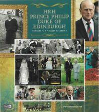 Isle of Man -Prince Philip-Consort  special sheet mnh -Royalty+ folder(2021)