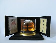 "MINIATURE JEAN PAUL GAULTIER  COFFRET VELOURS """" FRAGILE  """""