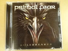 CD / PRIMAL FEAR - RULEBREAKER
