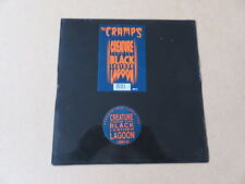 """THE CRAMPS Creature From The Black Leather Lagoon SEALED 12"""" UK 1ST PRESSING"""