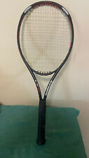 New listing PRINCE O3 RED Titanium Tungsten Midplus Size Tennis Racquet w/ #3 Grip