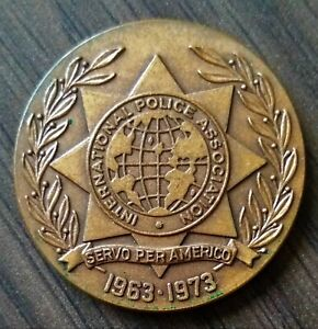 Sweden International Police Association 1963-1973 Sektionen Malmöhus läns krets