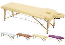 MFB Provence® - Drap Housse de protection pour tables de massage - Champagne