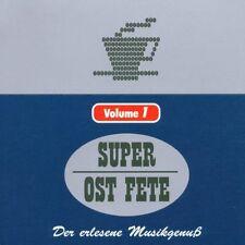 Die Super Ost Fete Vol.1 - Various  *CD*   NEU&OVP!